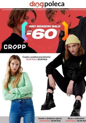 Gazetka promocyjna Cropp Town - Sezonowa wyprzedaż w Cropp
