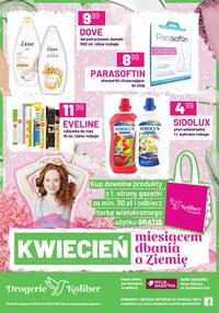 Gazetka promocyjna Drogerie Koliber - Kwietniowe okazje w Drogeriach Koliber - ważna do 30-04-2021