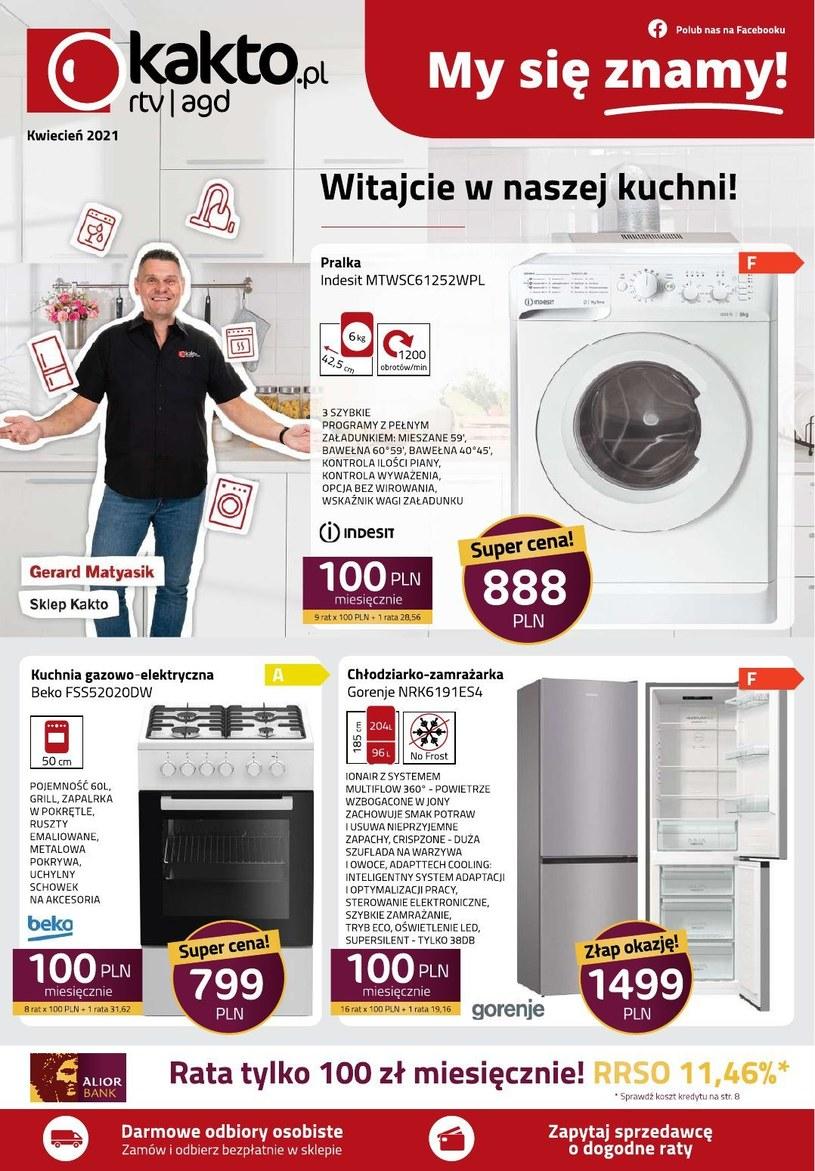 Gazetka promocyjna Kakto.pl - wygasła 10 dni temu