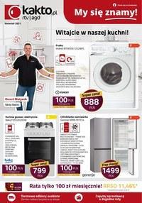 Gazetka promocyjna Kakto.pl - My się znamy! - kakto.pl - ważna do 30-04-2021