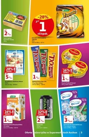 Oferta promocyjna Auchan