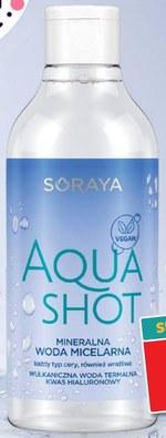 Woda micelarna Soraya