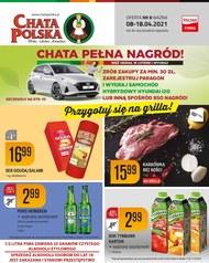 Chata Polska pełna nagród!