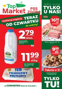 Gazetka promocyjna PSS Zgoda Płock - Tylko w PSS Zgoda Płock!  - ważna do 17-04-2021