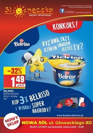 Gazetka promocyjna Słoneczko - Konkurs w Słoneczko!