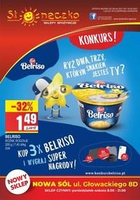 Gazetka promocyjna Słoneczko - Konkurs w Słoneczko!  - ważna do 14-04-2021