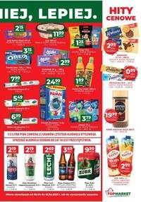 Gazetka promocyjna Top Market - Takie ceny tylko w Top Market