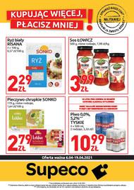 Kupuj więcej i taniej w Supeco!
