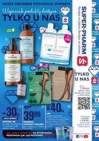 Gazetka promocyjna Super-Pharm - Wspaniałe produkty w Super-Pharm - ważna do 19-04-2021