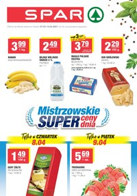 Gazetka promocyjna SPAR Express - SPAR Express - super ceny dnia - ważna do 13-04-2021