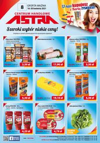 Gazetka promocyjna Astra - Szeroki wybór, niskie ceny - Astra - ważna do 30-04-2021