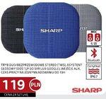 Głośnik bezprzewodowy Sharp
