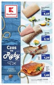 Czas na ryby - Kaufland