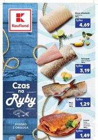 Gazetka promocyjna Kaufland - Czas na ryby - Kaufland - ważna do 14-04-2021
