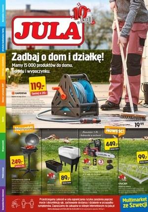 Gazetka promocyjna Jula - Jula - zadbaj o dom
