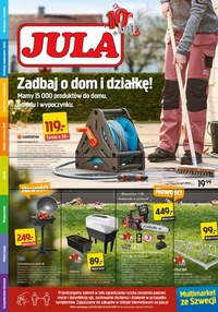 Gazetka promocyjna Jula - Jula - zadbaj o dom - ważna do 25-04-2021