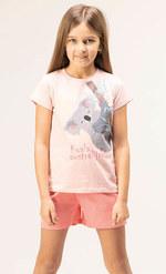 Piżama dziewczęca Textil Market