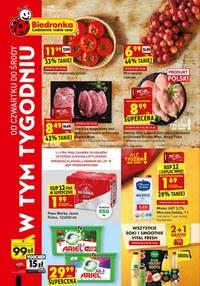 Gazetka promocyjna Biedronka - Od czwartku w Biedronce - ważna do 14-04-2021