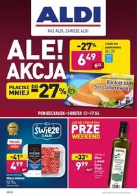 Gazetka promocyjna Aldi - Czeskie smaki w Aldi - ważna do 17-04-2021