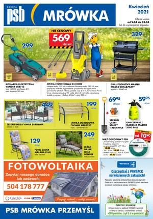 Gazetka promocyjna PSB Mrówka - PSB Mrówka Przemyśl