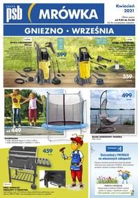 Gazetka promocyjna PSB Mrówka - PSB Mrówka Września, Gniezno - ważna do 25-04-2021
