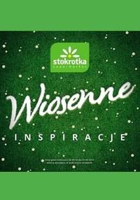 Gazetka promocyjna Stokrotka Supermarket - Wiosenne inspiracje w Stokrotce  - ważna do 21-04-2021