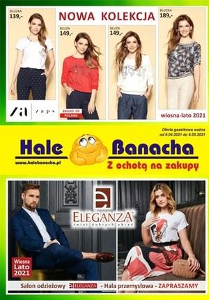 Gazetka promocyjna Hala Banacha - Oferta przemysłowa Hala Banacha