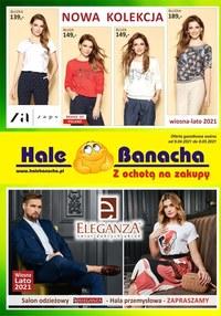 Gazetka promocyjna Hala Banacha - Oferta przemysłowa Hala Banacha  - ważna do 08-05-2021