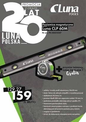 Luna - oferta na 20 urodziny