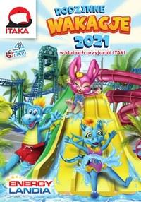 Gazetka promocyjna Itaka - Katalog lato 2021 Itaka - ważna do 30-09-2021