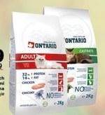 Karma dla kota Ontario