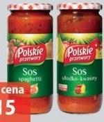 Sos Polskie przetwory