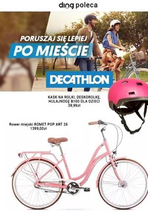Gazetka promocyjna Decathlon - Decathlon - poruszaj się lepiej po mieście