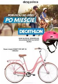 Gazetka promocyjna Decathlon - Decathlon - poruszaj się lepiej po mieście - ważna do 23-04-2021