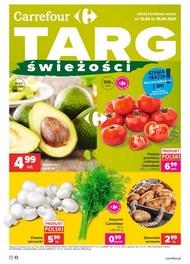 Carrefour - targ świeżości