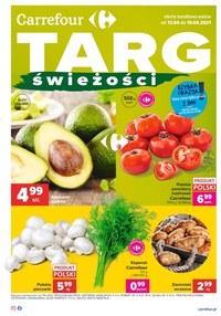 Gazetka promocyjna Carrefour - Carrefour - targ świeżości - ważna do 19-04-2021
