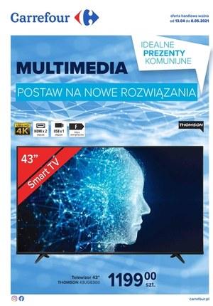 Gazetka promocyjna Carrefour - Carrefour - multimedia