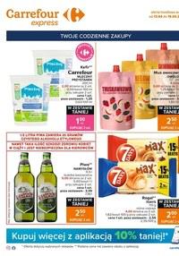 Gazetka promocyjna Carrefour Express - Carrefour Express - gazetka promocyjna - ważna do 19-04-2021