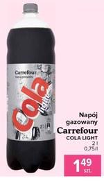 Napój gazowany Carrefour