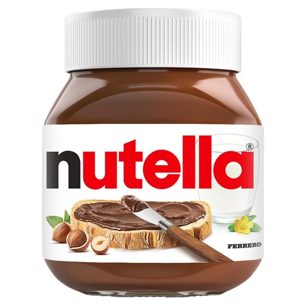 Krem czekoladowy Nutella - 0