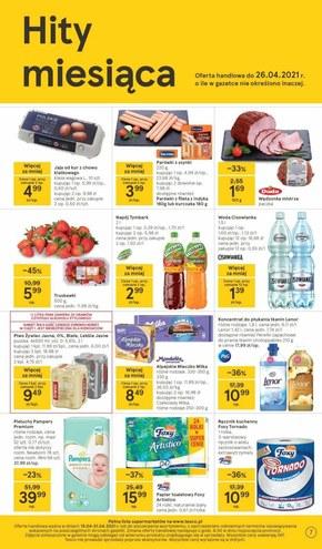Tesco Supermarket - jeszcze więcej okazji