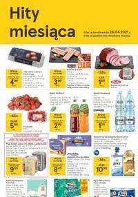Gazetka promocyjna Tesco Supermarket - Tesco Supermarket - jeszcze więcej okazji