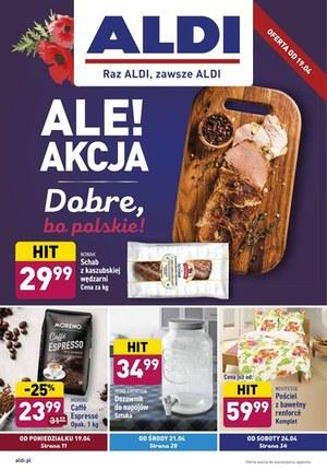 Gazetka promocyjna Aldi - Od poniedziałku w Aldi