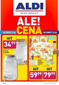 Gazetka promocyjna Aldi - Aldi - najnowsze hity - ważna do 25-04-2021