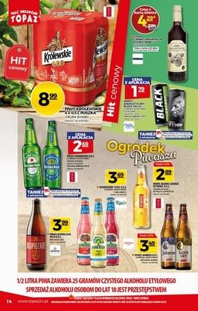 Nowe promocje w Topaz!