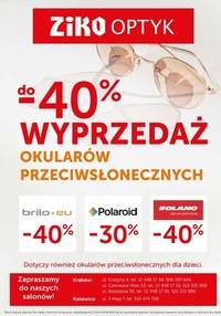 Gazetka promocyjna Ziko Dermo  - Letnie okazje w Ziko!