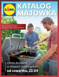 Katalog Majówka - Lidl