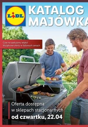 Gazetka promocyjna Lidl - Katalog Majówka - Lidl