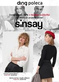 Stylowe kreacje w Sinsay