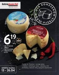 Katalog serów Intermarche!